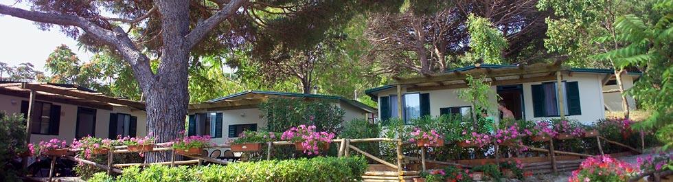 Camping elba acquaviva village vacanze all 39 isola d 39 elba in campeggio chalet e bungalow sul mare - Camping in toscana sul mare con piscina ...